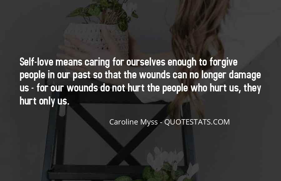 Quotes About No Longer Caring #510637