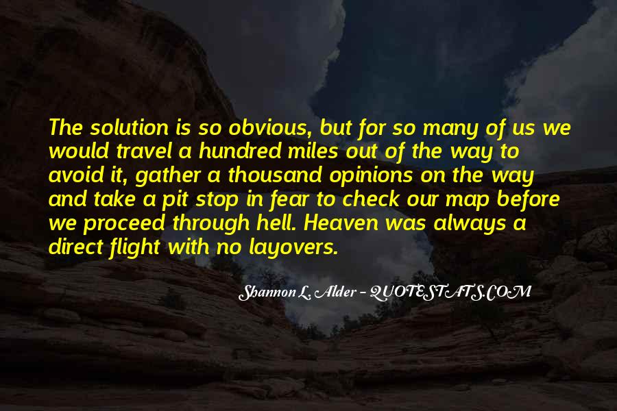 Quotes About Journeys And Destinations #1629374