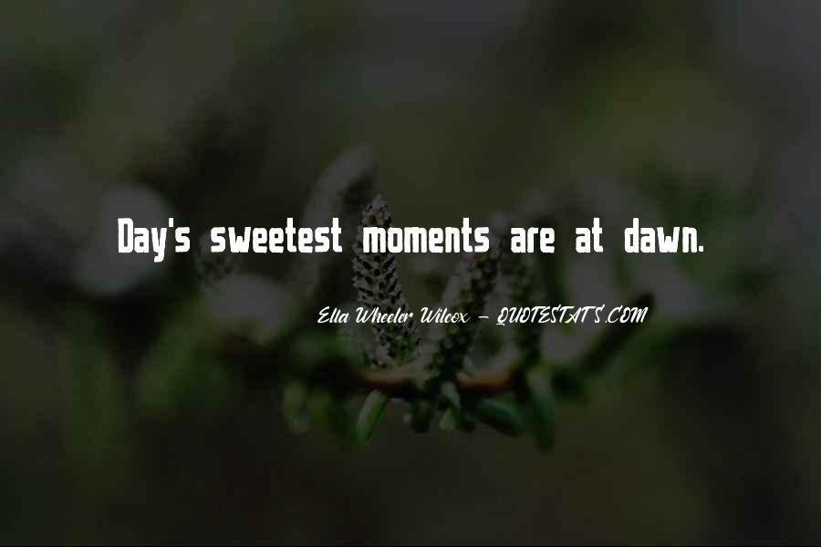 Quotes About Sweetest Day #1129493