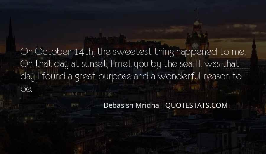 Quotes About Sweetest Day #1290055