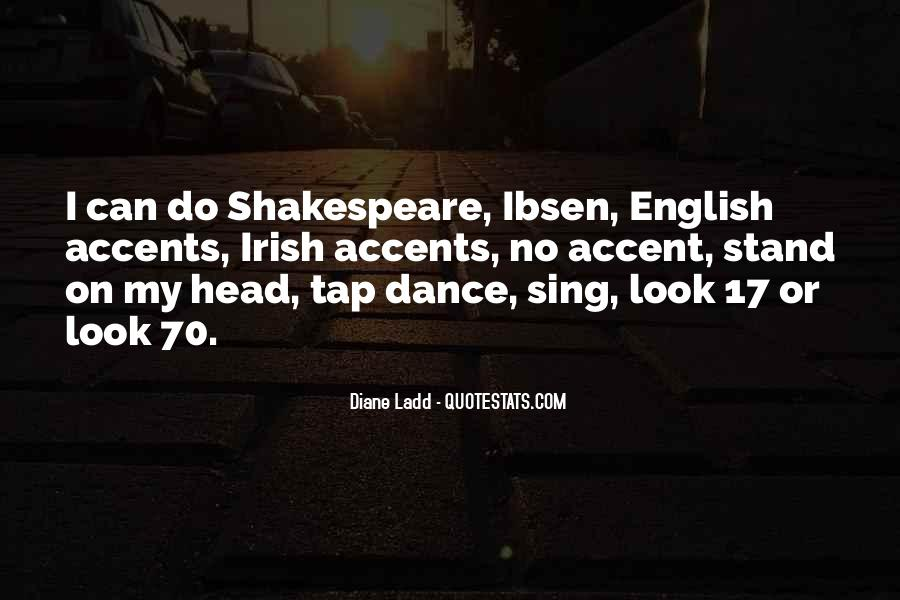 Quotes About Tap Dance #1054327