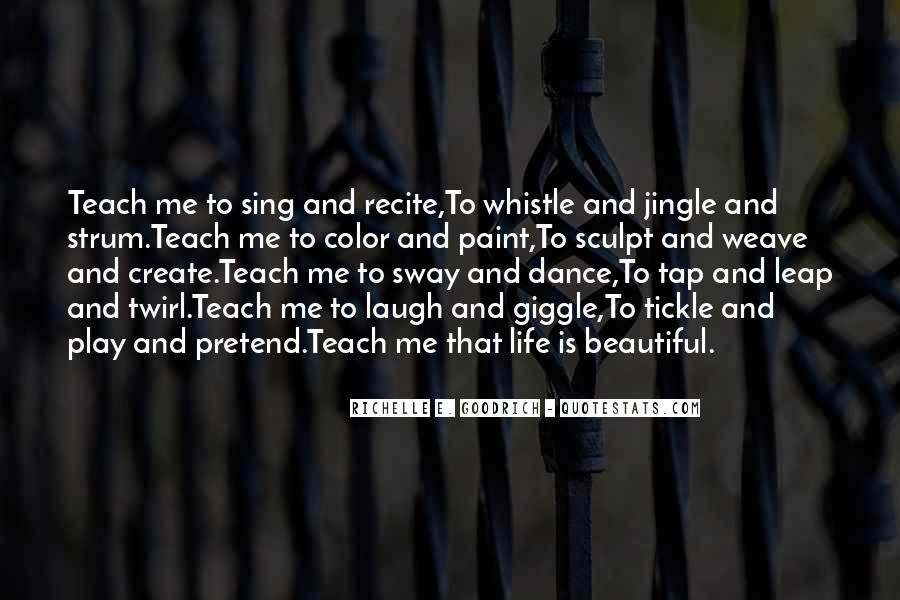 Quotes About Tap Dance #1242649