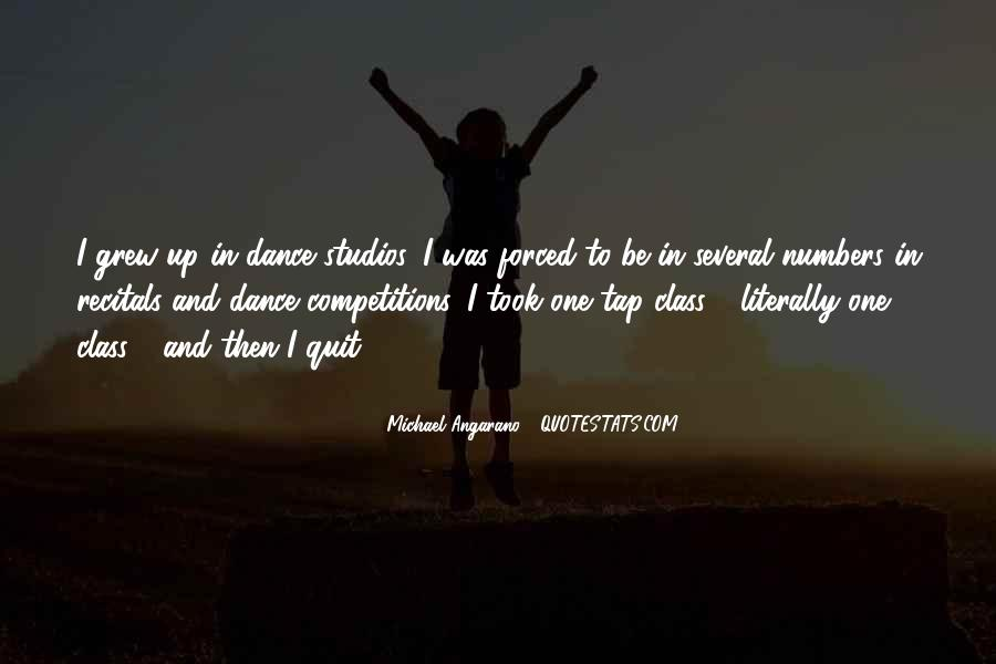 Quotes About Tap Dance #1323173