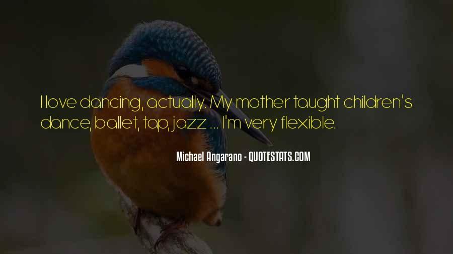 Quotes About Tap Dance #145022