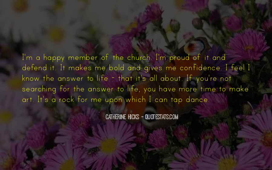Quotes About Tap Dance #1676228