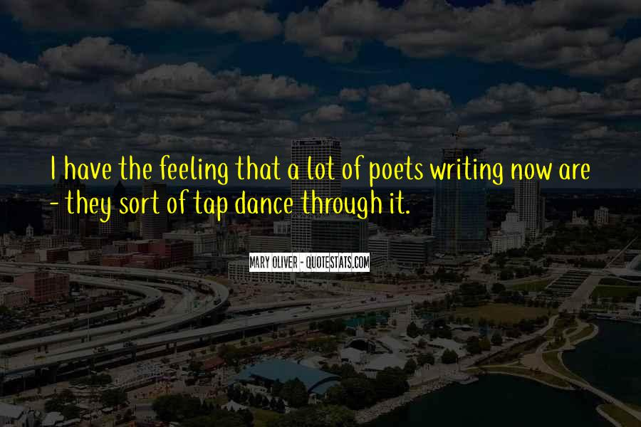 Quotes About Tap Dance #1686746