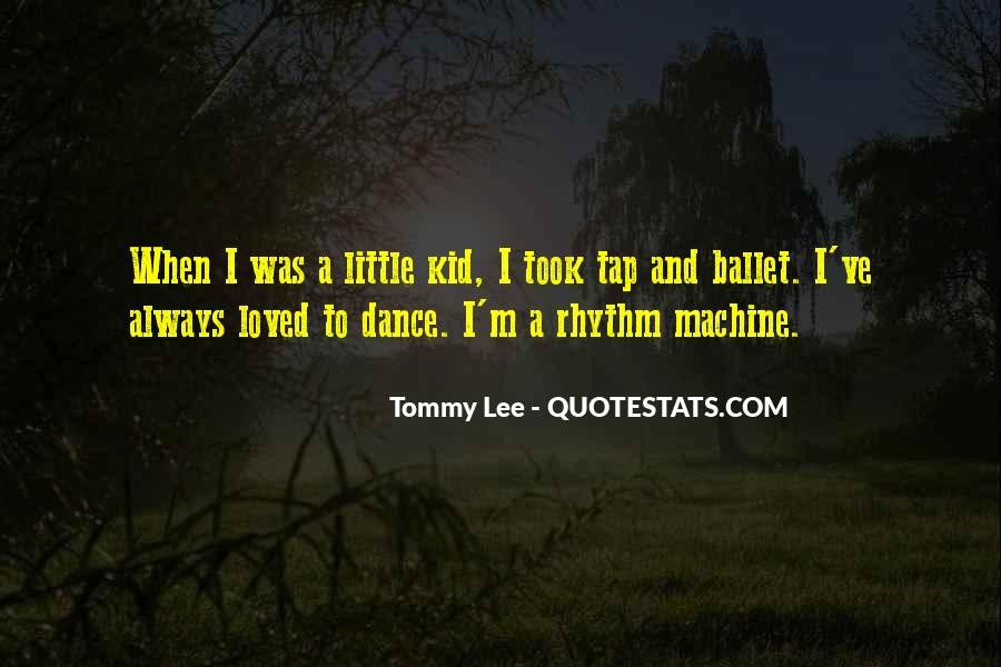 Quotes About Tap Dance #207180