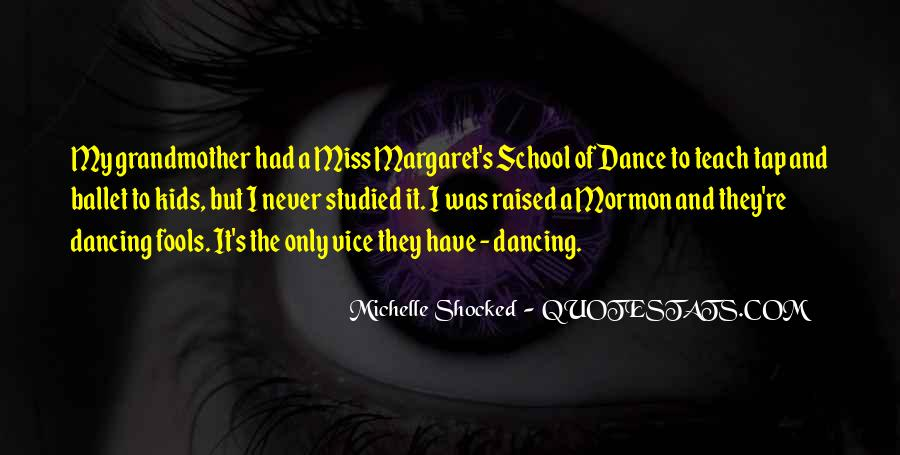 Quotes About Tap Dance #274034