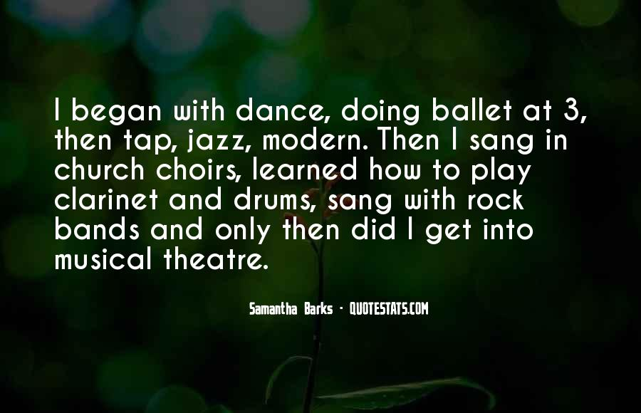 Quotes About Tap Dance #294577