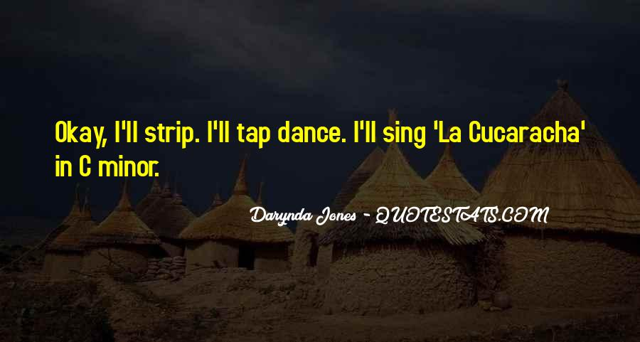 Quotes About Tap Dance #476178