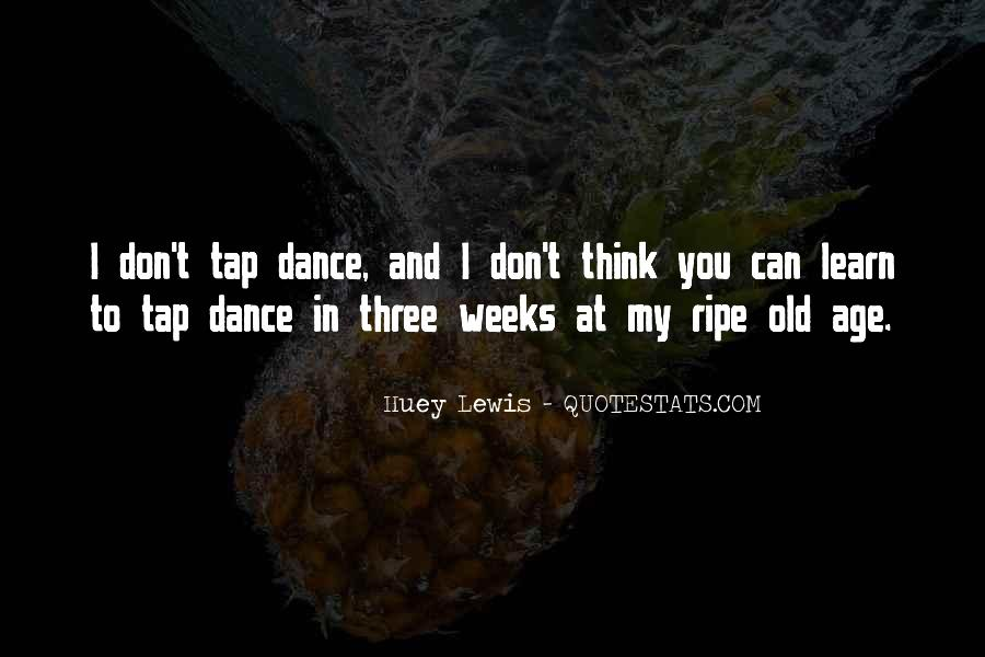 Quotes About Tap Dance #644115