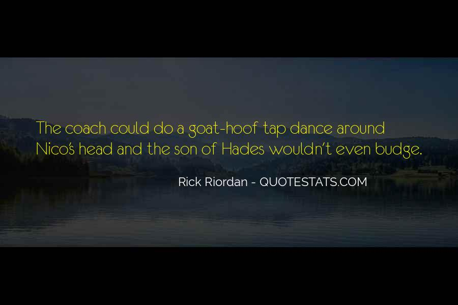 Quotes About Tap Dance #666168