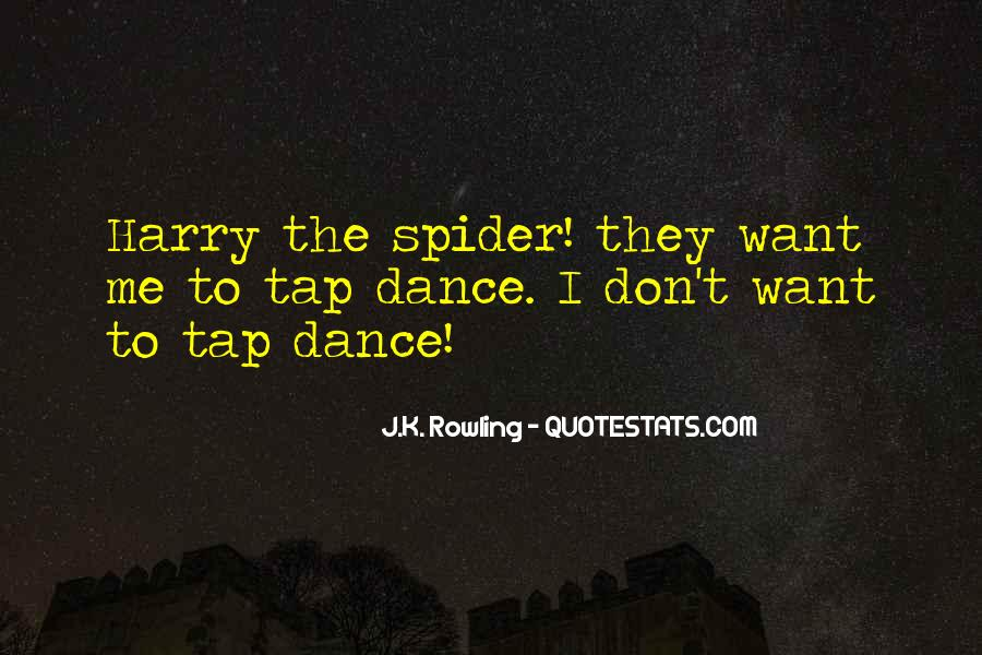 Quotes About Tap Dance #774448