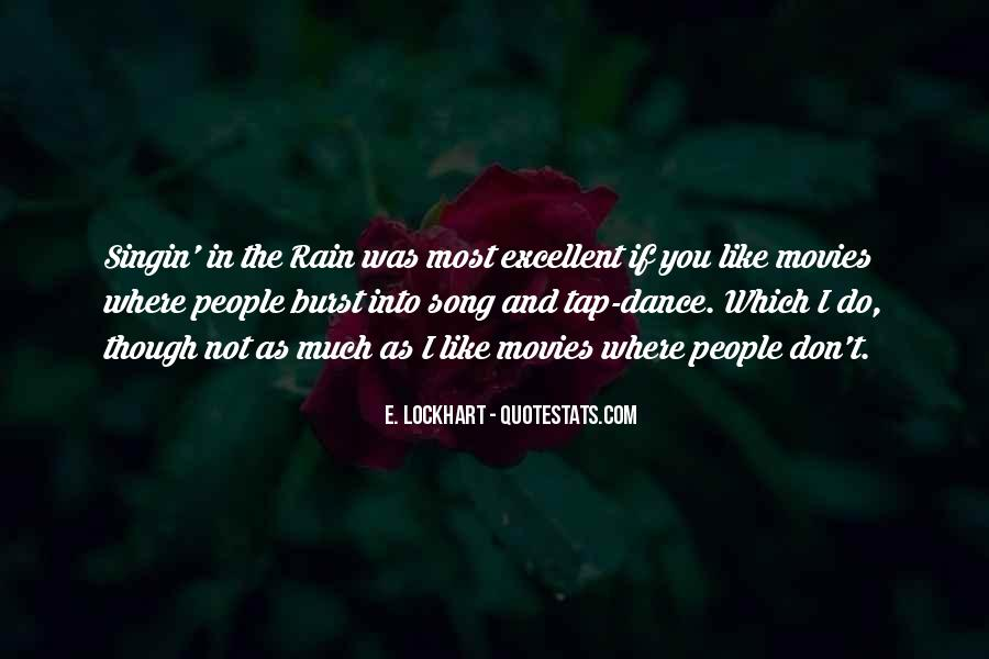 Quotes About Tap Dance #809809