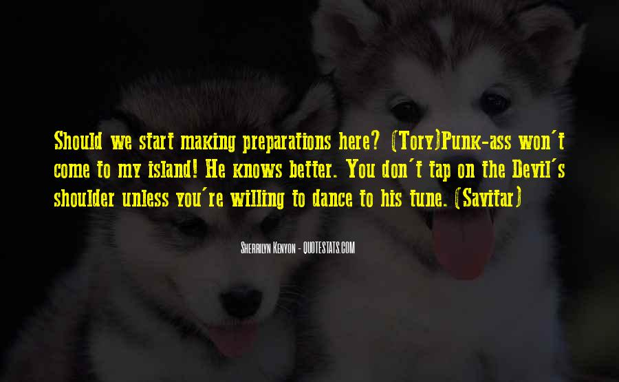 Quotes About Tap Dance #962384