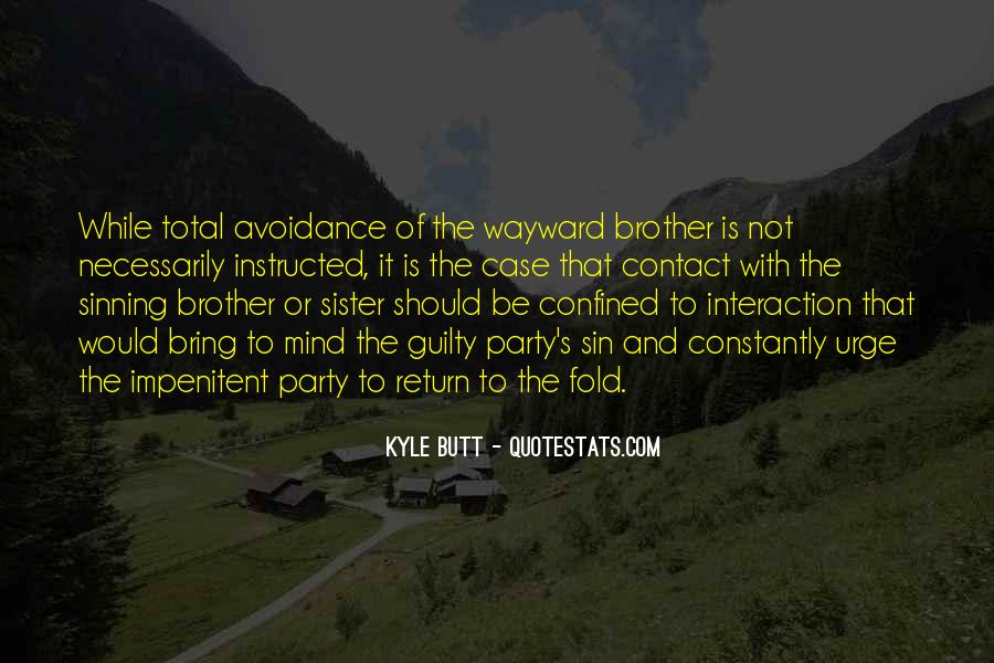 Quotes About Brother N Sister #158189