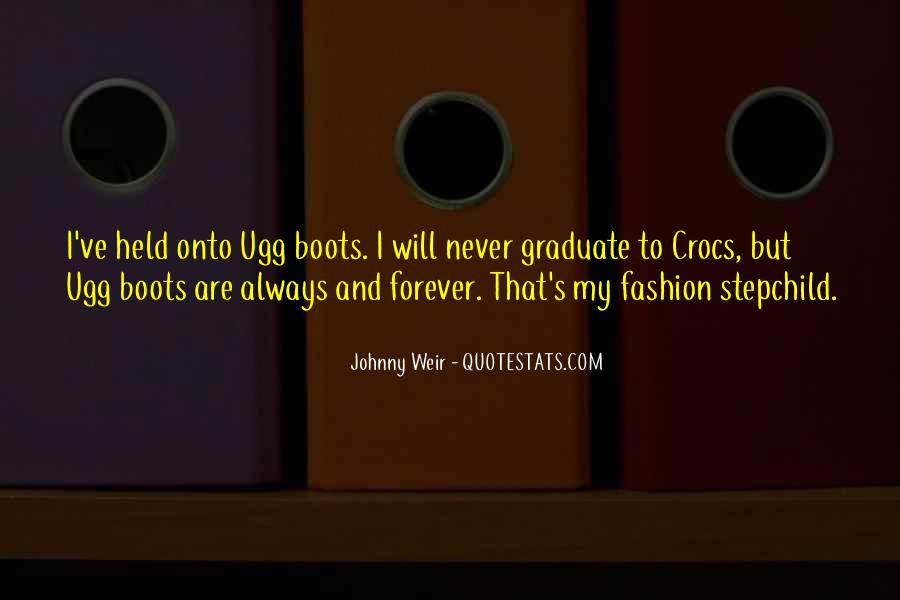 Quotes About Uggs #236923