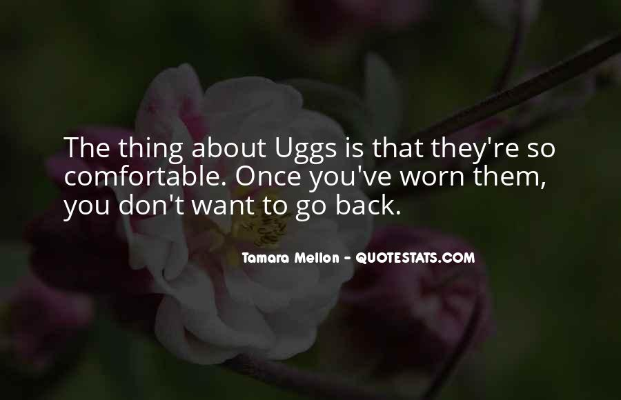Quotes About Uggs #444572