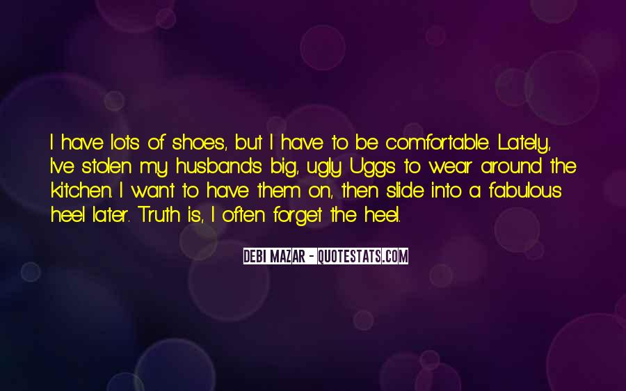 Quotes About Uggs #593009