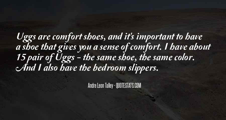 Quotes About Uggs #641338