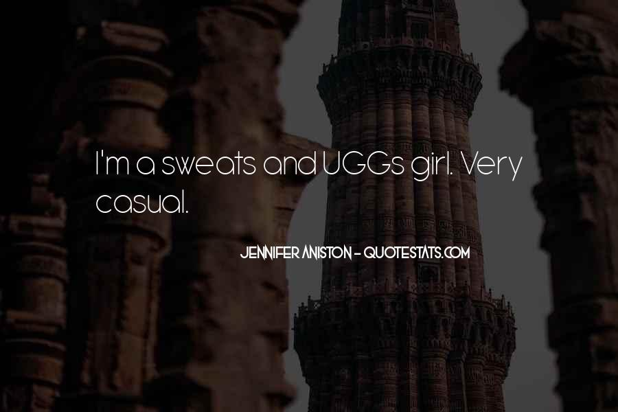 Quotes About Uggs #819732