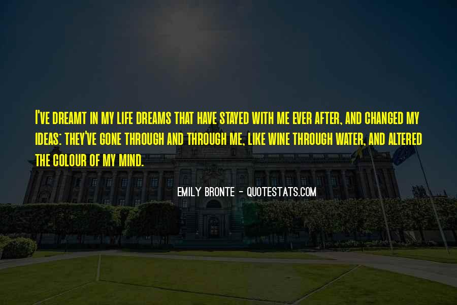 Quotes About Life Like Water #186636