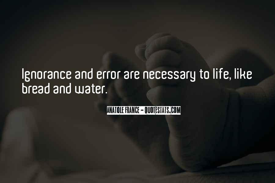 Quotes About Life Like Water #328871