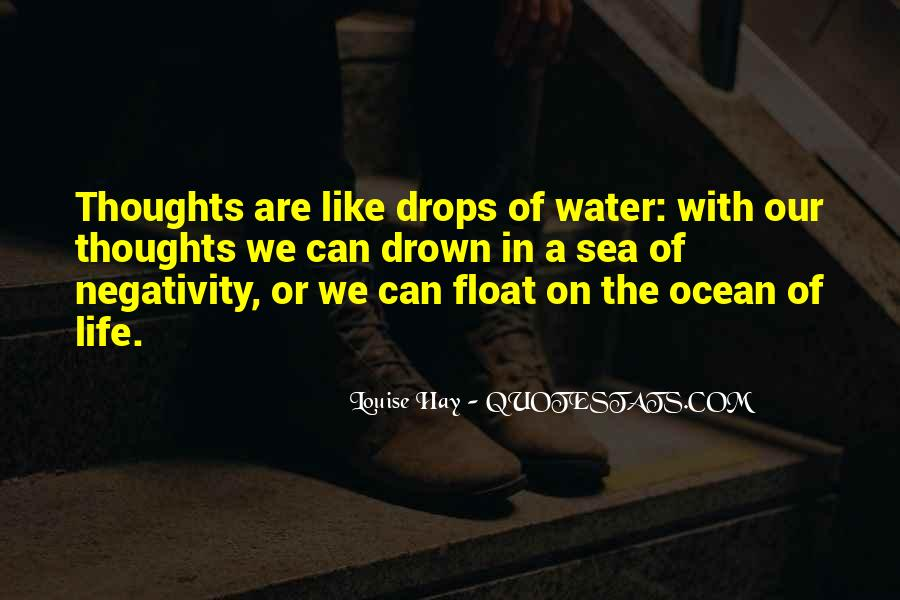 Quotes About Life Like Water #443150