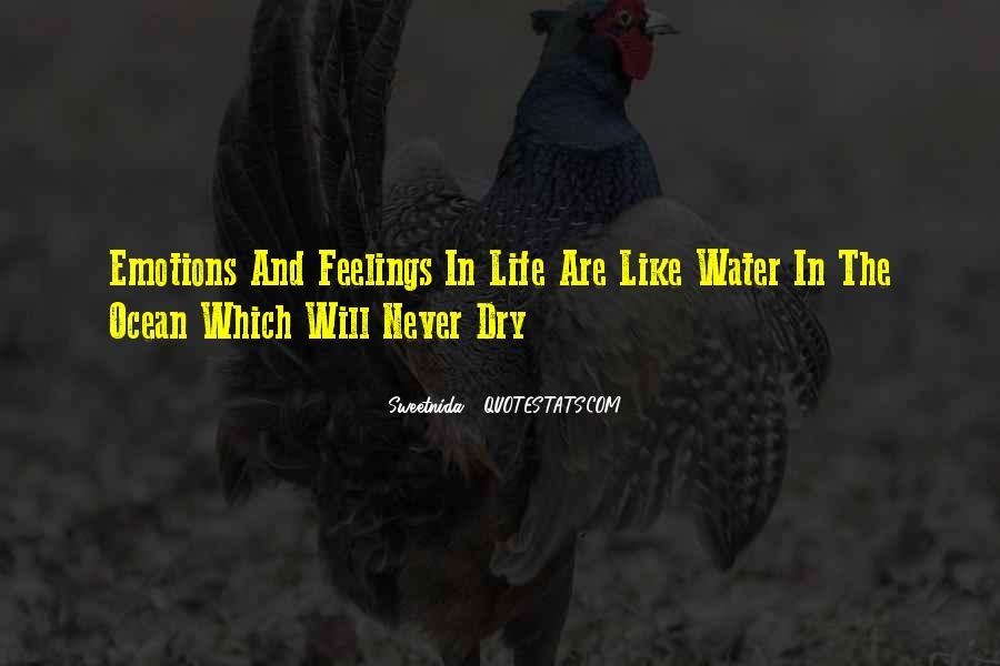 Quotes About Life Like Water #564544