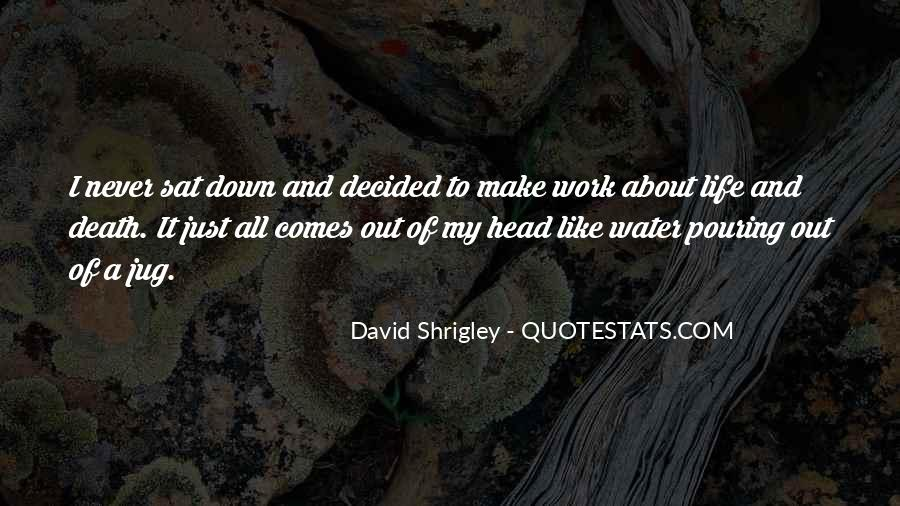 Quotes About Life Like Water #61507