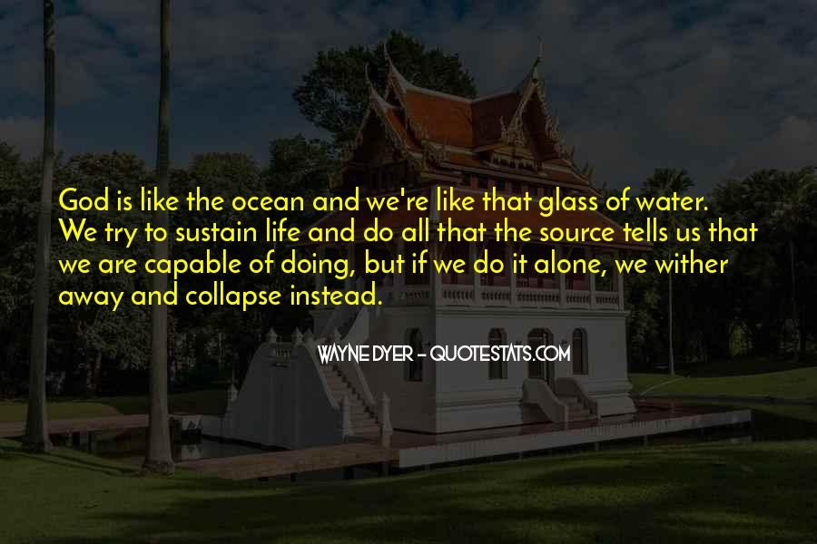 Quotes About Life Like Water #649708