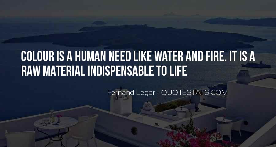 Quotes About Life Like Water #797061