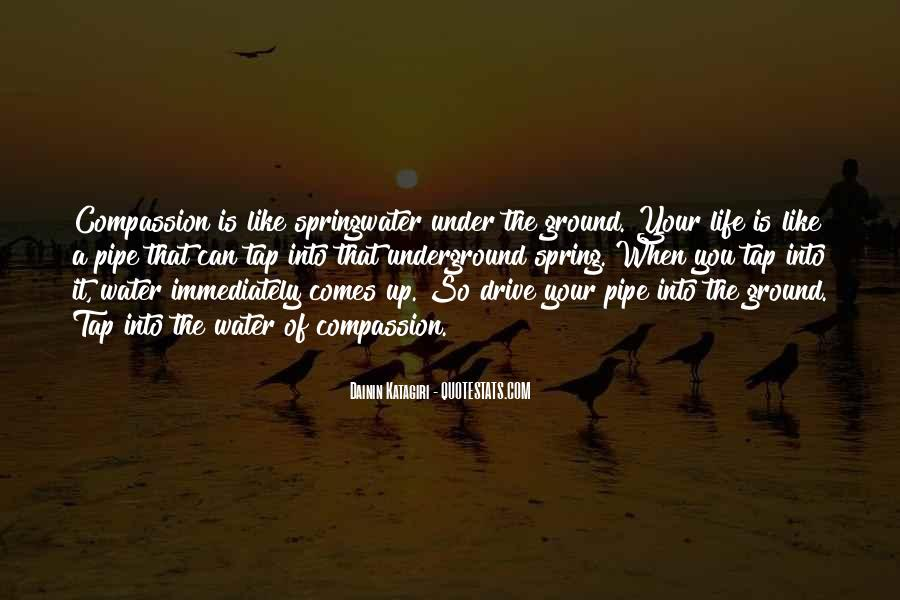 Quotes About Life Like Water #819669