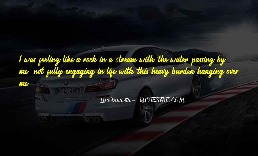 Quotes About Life Like Water #847750
