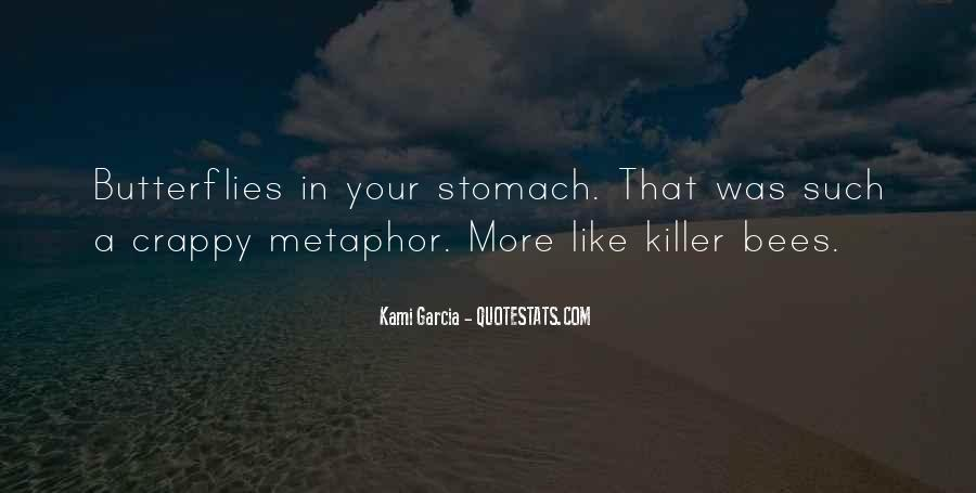 Quotes About Killer Bees #887539