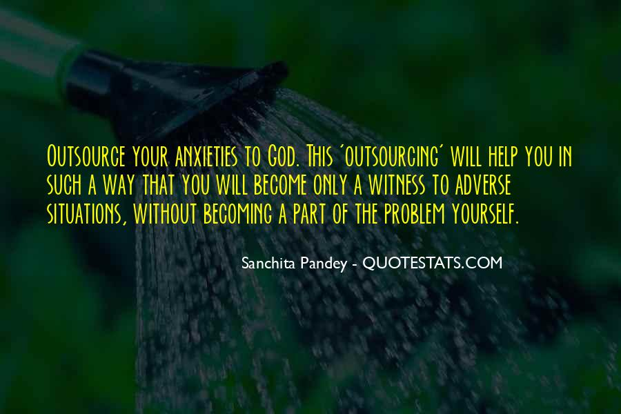 Quotes About Outsource #1005049