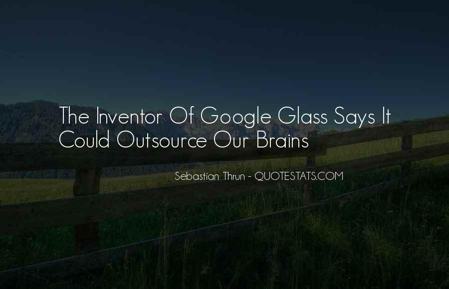 Quotes About Outsource #1382832
