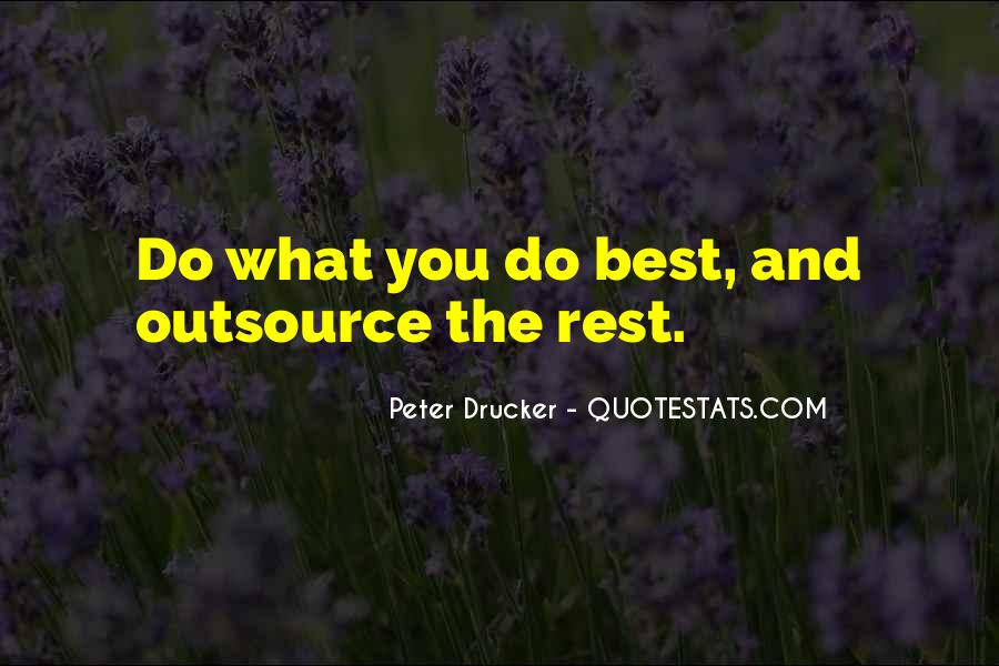Quotes About Outsource #1796565