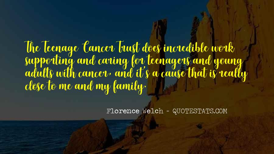 Quotes About Supporting A Cause #292328