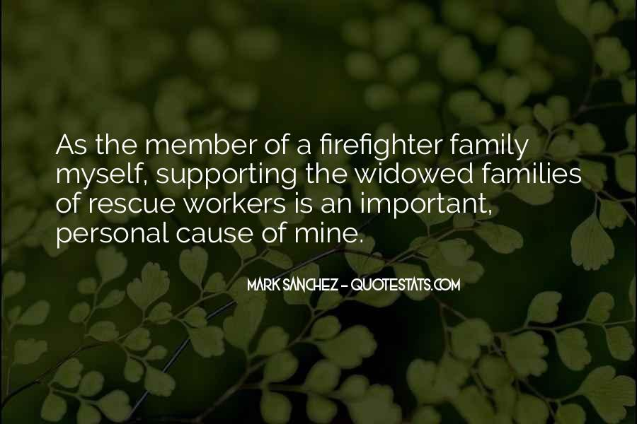 Quotes About Supporting A Cause #486861