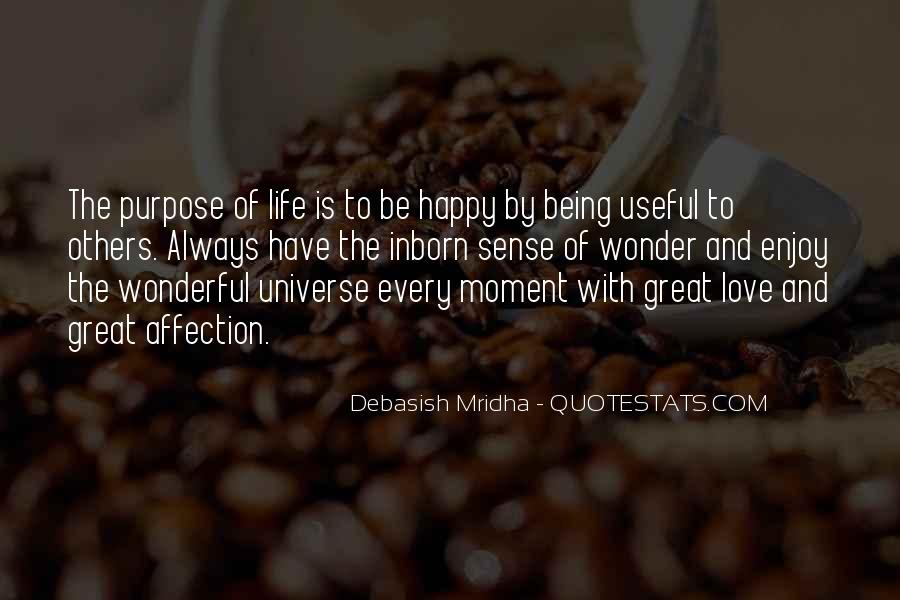 Quotes About The Wonder Of The Universe #1155880