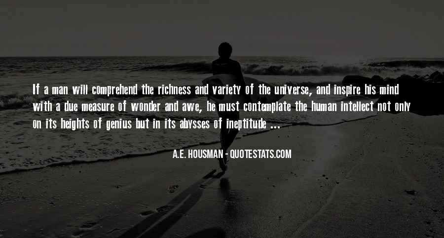Quotes About The Wonder Of The Universe #1269188