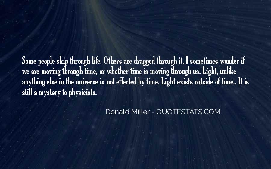 Quotes About The Wonder Of The Universe #1455644
