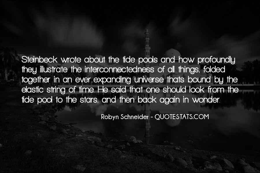 Quotes About The Wonder Of The Universe #1658548
