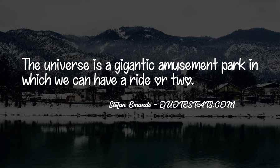 Quotes About The Wonder Of The Universe #58990