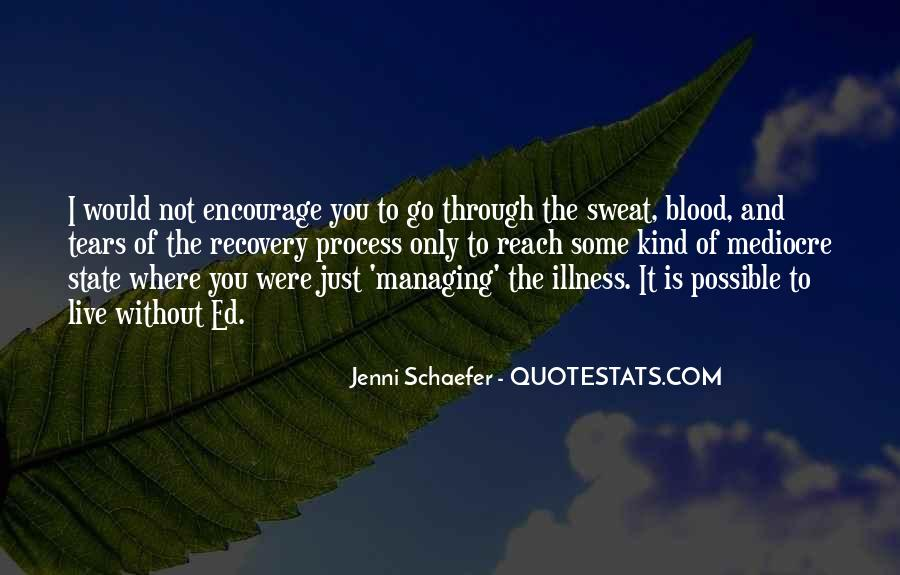 Quotes About Eating Disorders Recovery #397189