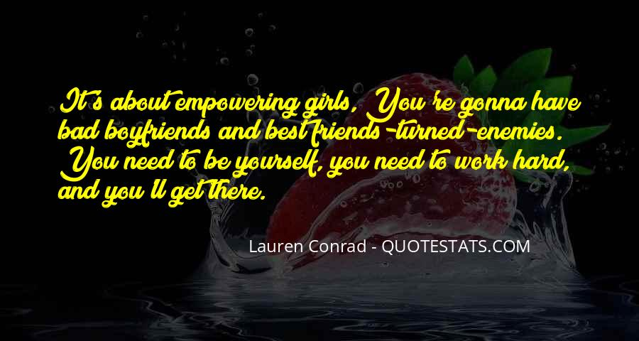Quotes About Work And Friends #158921