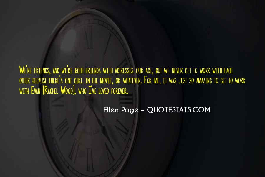 Quotes About Work And Friends #504859