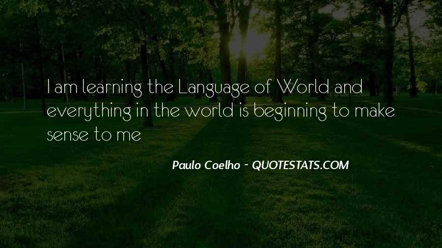 Quotes About Coelho #13914