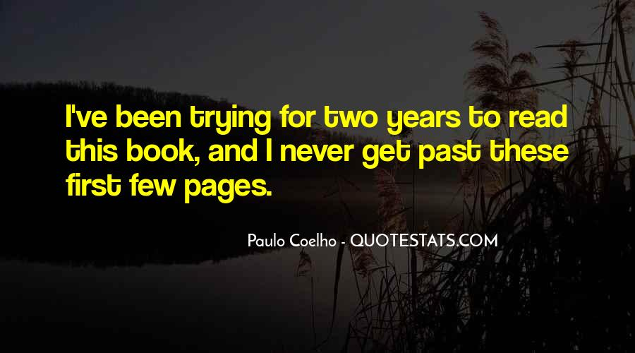 Quotes About Coelho #1593